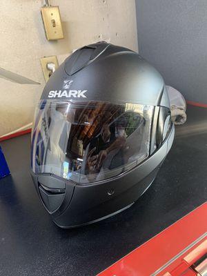 "Shark Evoline S3 Motorcycle Helmet - Never Worn **Sharktooth"" Capable for Sale in Glendora, CA"