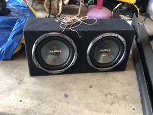 12s Subwoofers for Sale in Sanger, CA