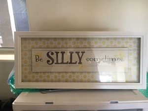 Quote Wall Hanger for Sale in Los Angeles, CA