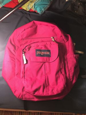 Pink Jansport backpack for Sale in Kyle, TX