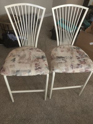 Set of 2 Bistro chairs for Sale in Jessup, MD