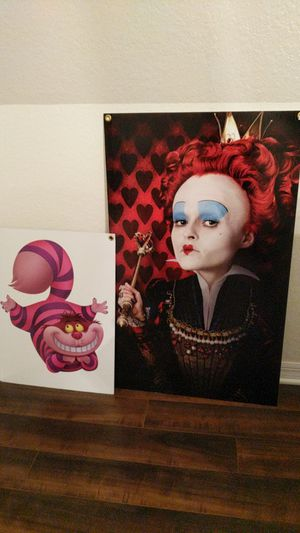 Alice and Wonderland Hangable Posters for Sale in Frostproof, FL
