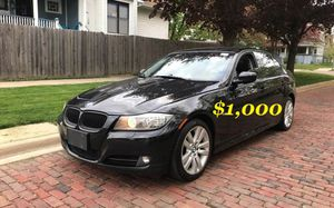 🎁$1,OOO URGENT i selling 2009 BMW 3 Series 335i xDrive AWD 4dr Sedan Runs and drives great beautiful🎁 for Sale in Aurora, IL