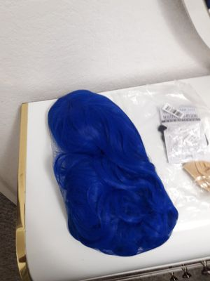 Women's long hair wig. Like new for Sale in Orlando, FL