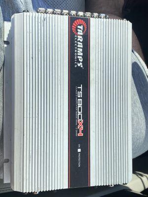 Taramp 800x4 for Sale in Methuen, MA