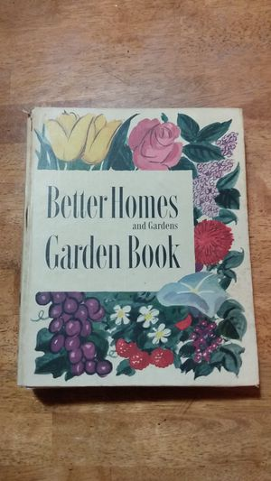 Better homes and gardens garden book first edition for Sale in San Lorenzo, CA