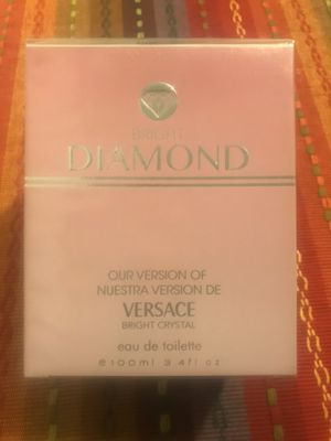 Versace Bright Diamond Perfume Our Version Of VERSACE BRIGHT CRYSTAL for Sale in Dallas, TX