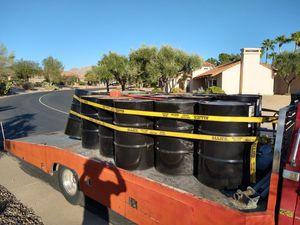 55 GALLON DRUMS $35 EACH for Sale in Cave Creek, AZ