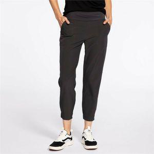 Women's Patagonia Happy Hike Studio Pants, Gray, Size L for Sale in Aliso Viejo, CA