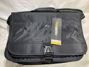 NWT Solo Classic Expandable Messenger/Laptop Bag for Sale in Goose Creek, SC