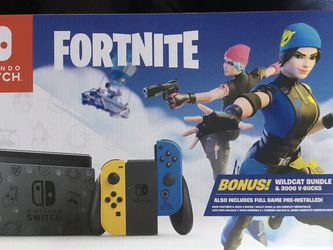 Nintendo Switch Console Fortnite Bundle. Brand New. for Sale in Beaverton,  OR