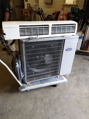 Carrier Air conditioning compressor unit indoor only for Sale in Binghamton, NY