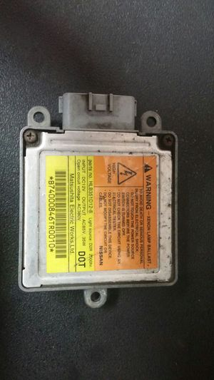 Used ballast for 2003-2007 Nissan 350 or infinity G35 for Sale in Santa Monica, CA