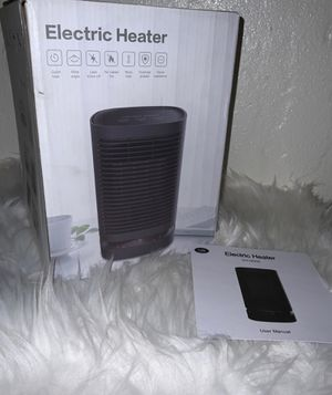 Electric small heater for Sale in Fresno, CA