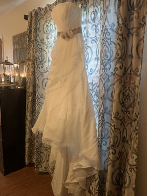 Wedding Dress for Sale in Houston, TX