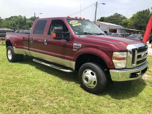 2008 FORD F350 DIESEL DUALLY LARIAT 4x4 *LOW MILES* for Sale in Kissimmee, FL