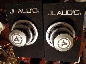 JL Audio 8W3v3.4 Subwoofer x2 for Sale in Mountlake Terrace, WA