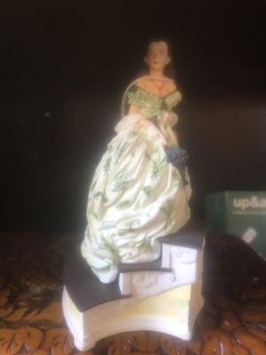 """Scarlett from """"Gone with the wind"""" /Music Box for Sale in Bloomsburg, PA"""