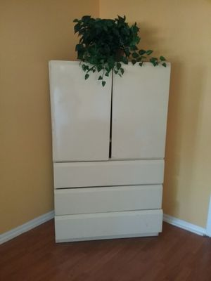 White Amoire by Lane for Sale in Macon, GA