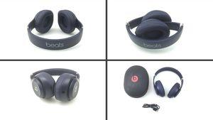 Apple Beats by Dre - Studio 3 - Bluetooth wireless noise canceling on ear - like new (blue) for Sale in Seattle, WA
