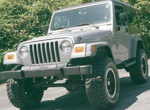 fully loaded Jeep WRANGLER 2001 for Sale in Montgomery, AL