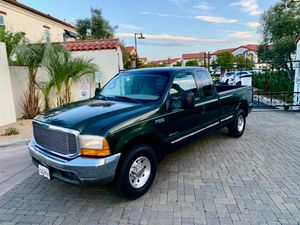 99 Ford F-250 Super Duty XLT! Diesel for Sale in Rancho Cucamonga, CA