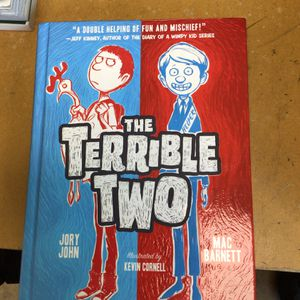 The Terrible Two Book for Sale in Marlboro Township, NJ