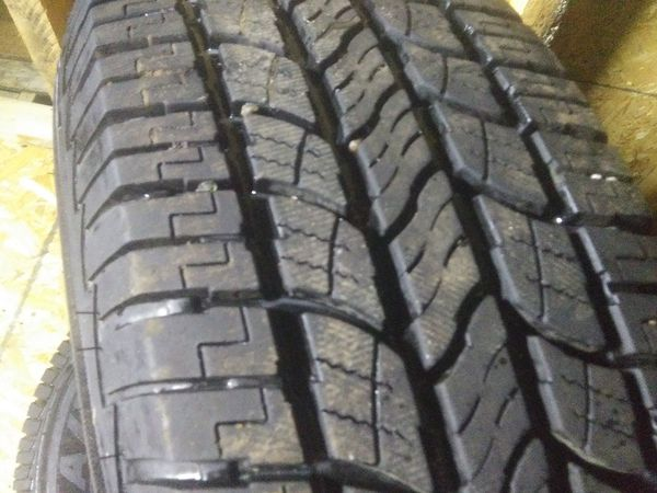 265/75/16 new tires