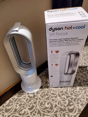 Brand new Dyson JET FOCUS hot/cold super fan and air purifier for Sale in Cropseyville, NY