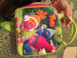 Troll Lunch box for Sale in Queens, NY