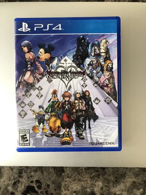 Kingdom Hearts 2.8 PS4 for Sale in Arlington, TX