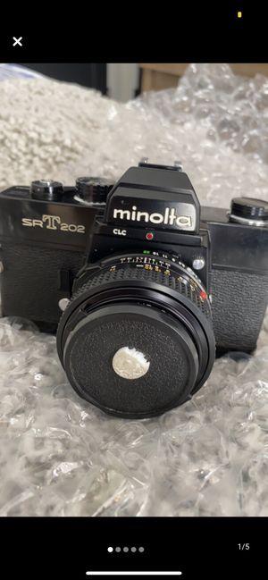 Film camera (optional film bundle) for Sale in Miami, FL