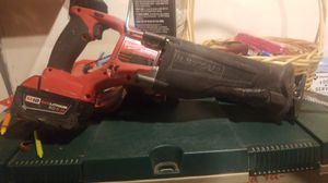 Milwaukee saws all 150 but I'll take any offer for Sale in West Chicago, IL
