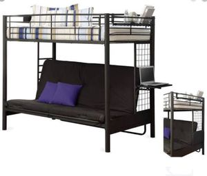 Bunk Bed Futon for Sale in Enfield, CT