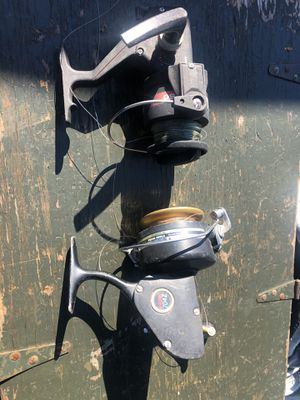 Fishing reels for Sale in Copiague, NY