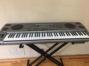 Casio wk -1630 for Sale in HOFFMAN EST, IL