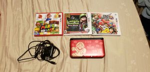Nintendo 3DS + 3 games for Sale in Beaverton, OR