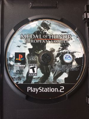 Medal of Honor: European Assault (Disc Only) for Sony PlayStation 2 PS2 for Sale in Brentwood, CA