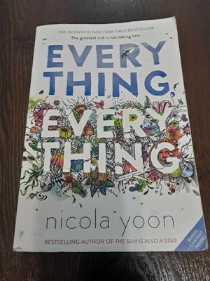 Everything everything Book [FREE!] for Sale in Chicago, IL