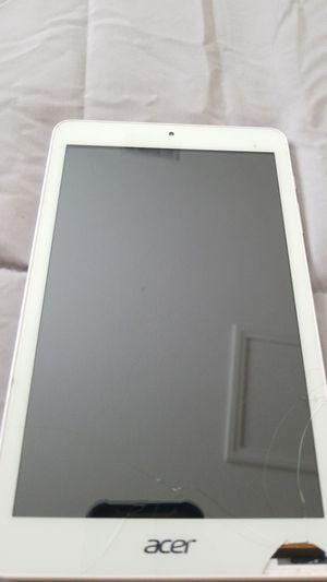 Acer tablet 16 gbb for Sale in North Las Vegas, NV