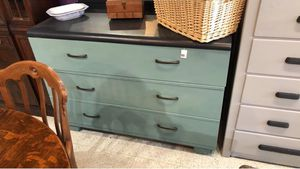 Solid wood painted dresser for Sale in Frederick, MD