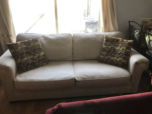 Like new couch and two loveseats with slipcovers for Sale in Kissimmee, FL