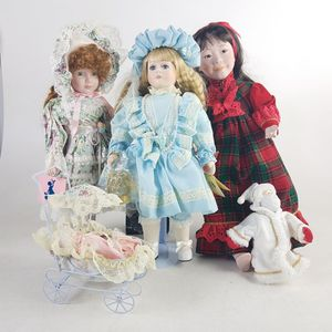 Lot of 3 Collectible Dolls (1022516) for Sale in South San Francisco, CA