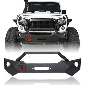 Front Bumper 07-18 Jeep Wrangler JK/JKU for Sale in Roseville, CA