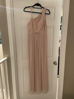 Blush floor length dress for Sale in Austin, TX