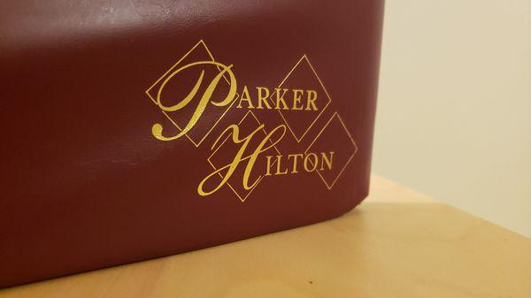 Parker Hilton Portapuzzle puzzle carrier