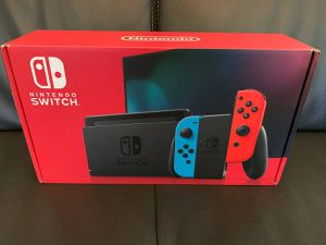 Nintendo switch brand new unopened for Sale in Fort McDowell, AZ