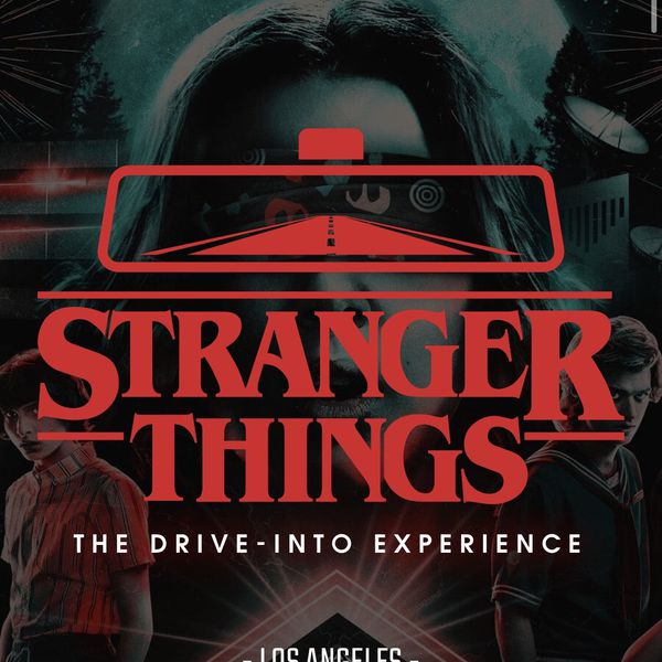 Stranger things drive thru Sunday 11/29 at 5PM