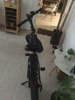 """20"""" fat tire. Folding bike for Sale in Miami, FL"""