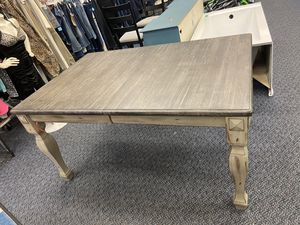 New: Julianna Extendable Solid Wood Dining Table for Sale in Virginia Beach, VA